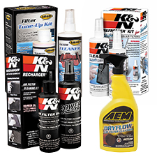 Air Filter Cleaning Supplies
