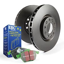 EBC Brakes S14 Greenstuff and RK Rotor Kits
