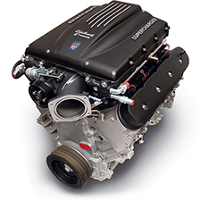 Edelbrock 416 CID Crate Engine EForce Supercharged LS