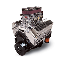 Edelbrock Crate Engine Dual-Quad 9.0:1 Compression