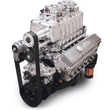 Edelbrock Crate Engine E-Force RPM Supercharged 9.5:1