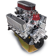 Edelbrock Crate Engine Performer RPM Dual-Quad 9.9:1
