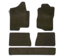 Premier Plush 5 Piece Floormats