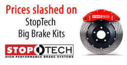 StopTech Brake Kits Sale